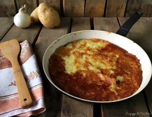 Frico di patate ricetta tipica friulana