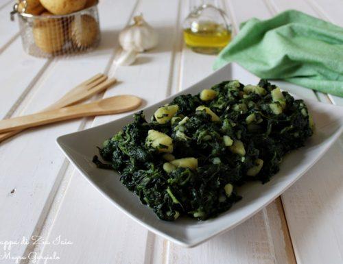 Biete e patate alla croata ricetta tipica