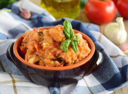 Pappa col pomodoro (ricetta toscana)