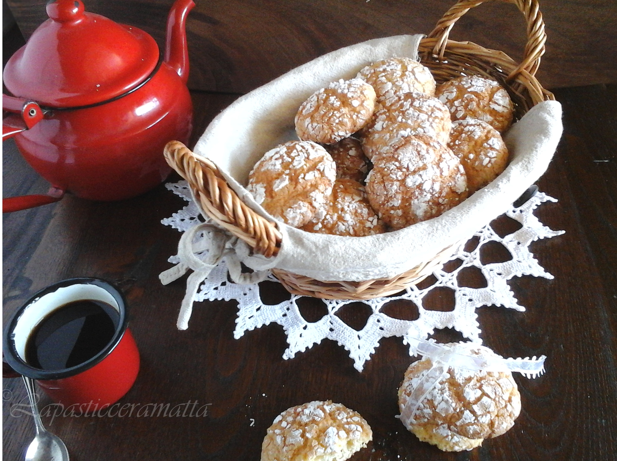 Biscotti senza glutine per la colazione