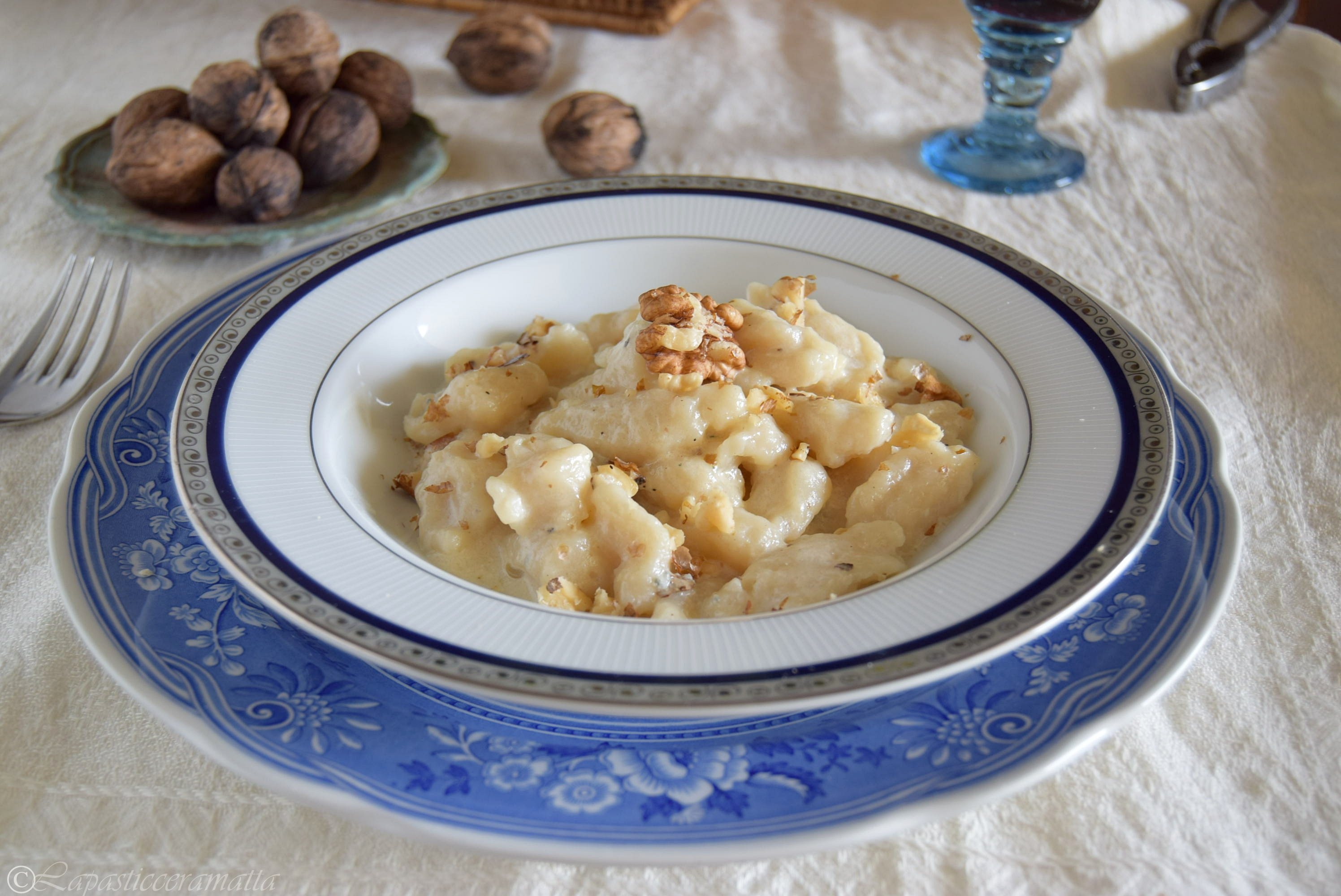 Ricetta gnocchi di farina della Val Camonica