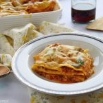 Lasagne toscane-pranzo domenicale