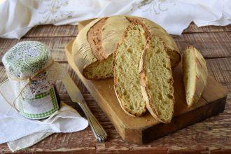 Ricetta pane con farina di grano duro e lievito madre