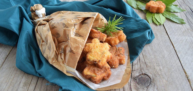 Panissa fritta al rosmarino-ricetta ligure