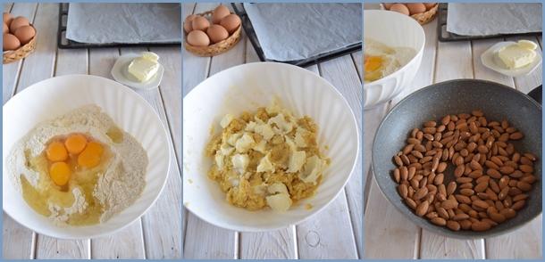 Cantucci di Prato-ricetta tradizionale toscana
