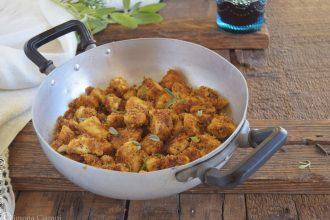 Bocconcini di pollo agli aromi- pronti in 20 minuti