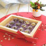 Cioccolatini danesi al marzapane- idea regalo facile