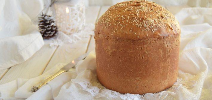 Ricetta del panettone salato o panettone gastronomico