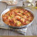 Finocchi al pomodoro e mozzarella-gustoso piatto unico