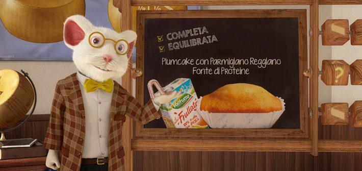 L'ABC della merenda diventa dolce con Parmareggio!