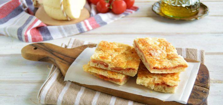 Pizza parigina-ricetta napoletana