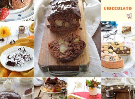 8 dolci imperdibili con il cioccolato