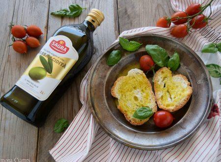 Pane, pomodoro e olio…ma quello giusto però!