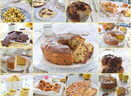 Dolci per la colazione 30 ricette tra biscotti e ciambelle