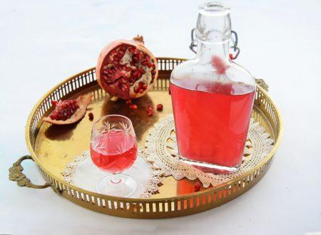 Ratafià – liquore alla melagrana