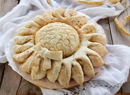 Corona di pane spiga o pain d'epi