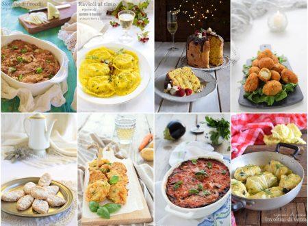 Menù vegetariano per le feste