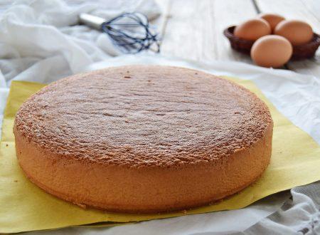 Ricetta pan di Spagna con i trucchi di pasticceria
