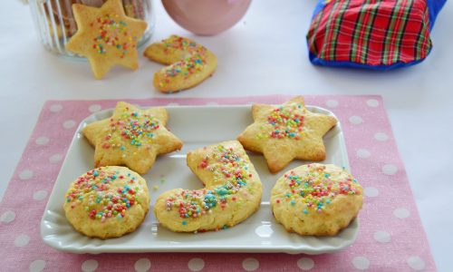 Befanini biscotti toscani per l'Epifania