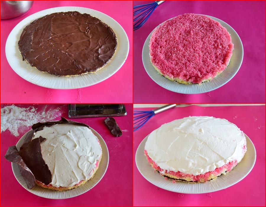 Torta Fedora ricetta tradizionale fiorentina