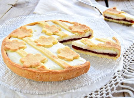 Crostata con ricotta e fragole- trucchi per farla alla perfezione