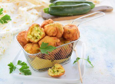 Crocchette di semolino e zucchine