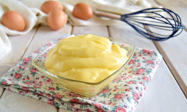Crema pasticcera perfetta…come in pasticceria !
