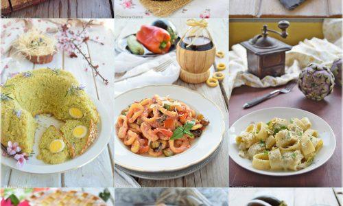 Menù vegetariano per Pasqua