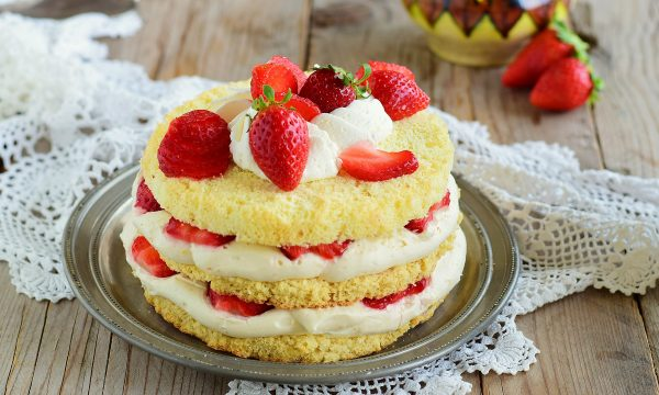 Ricetta torta senza zucchero senza latte e senza glutine