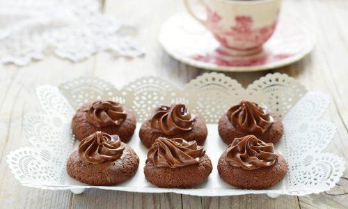 Biscotti nutellotti con soli 3 ingredienti