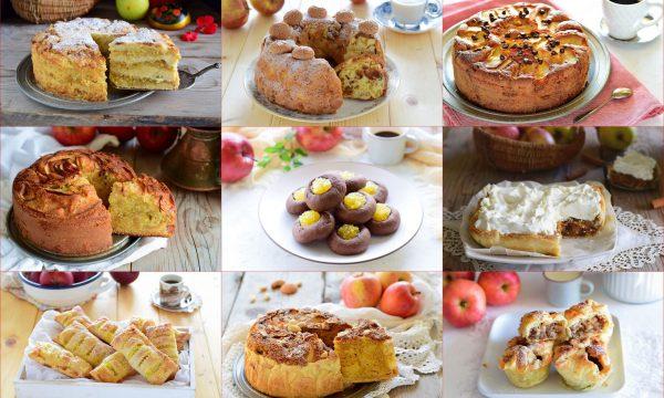 DOLCI CON LE MELE-torte e dolci di ogni tipo