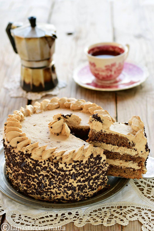 Torta moka al caffè ricetta semplice