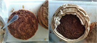 Torta moka al caffè- ricetta semplice