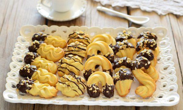 Biscotti di frolla montata come in pasticceria- trucchi e segreti