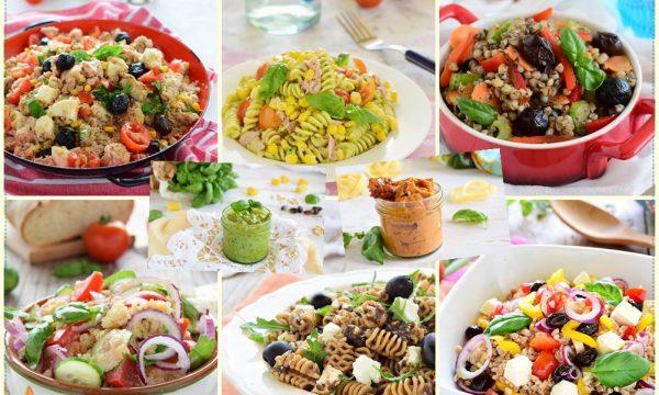 Primi piatti estivi veloci e pesti