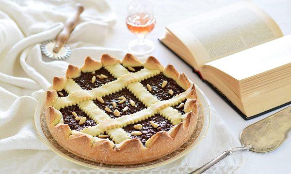 Torta co' bischeri -ricetta toscana
