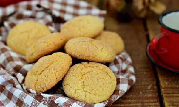 Biscotti della nonna-ricetta di una volta