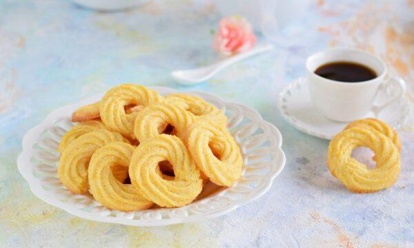 Paste di meliga-ricetta tipica piemontese