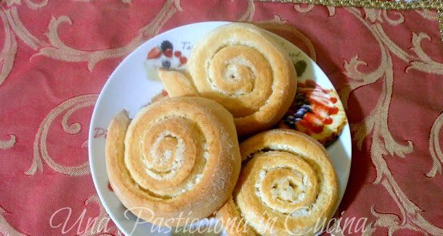 Lemon rolls !