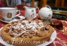 La Pasticciona vi invita per il tè del pomeriggio con un dolce goloso….