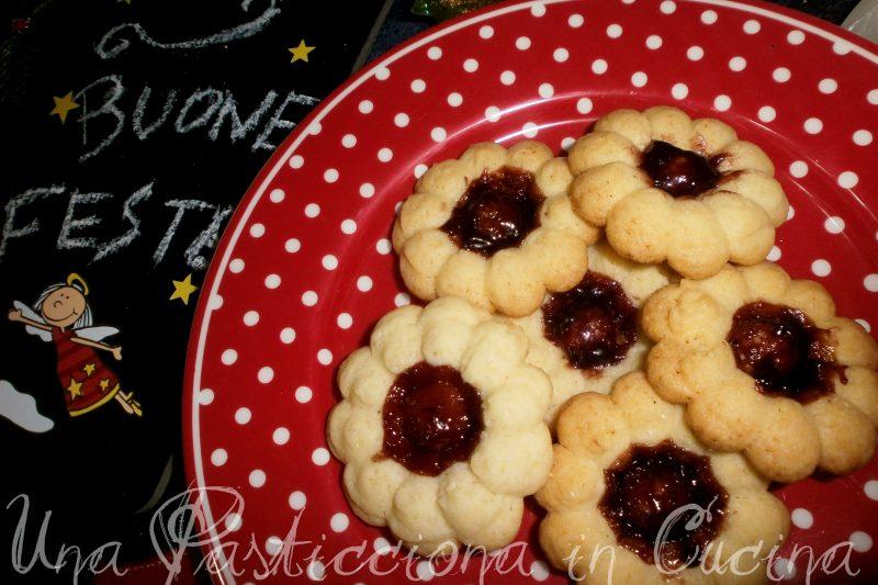 Biscotti Fior di Rosa Ricetta
