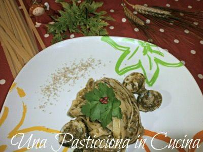 Pasta Vongole e Broccoletti Ricetta