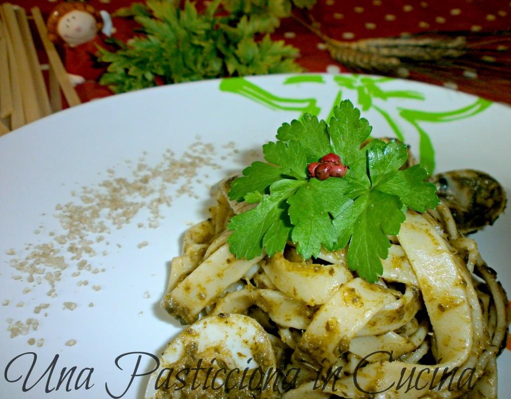 pasta vongole ricetta