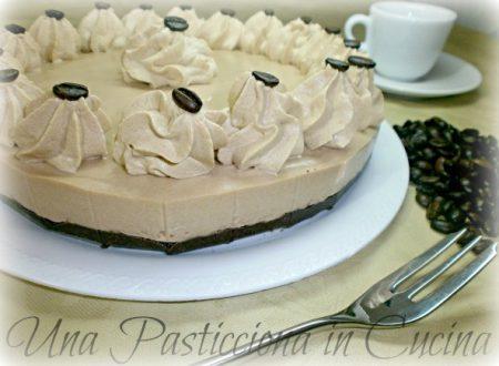 Cheesecake al Caffe Ricetta