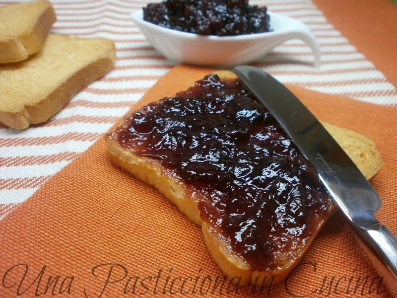 Eccezionale Marmellata di uva senza zucchero WB55