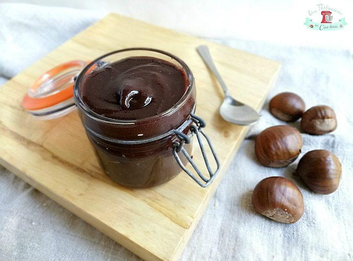 Marmellata di Castagne, Cacao e Rum Ricetta