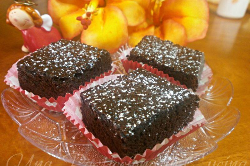 Brownies alle nocciole Ricetta
