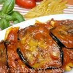 pasta al forno con melanzane ricetta