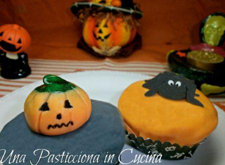 Cupcakes allo Yogurt di Halloween Ricetta