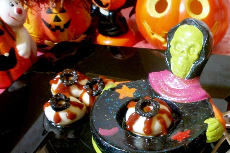 Occhi Insanguinati di Strega Halloween Ricetta